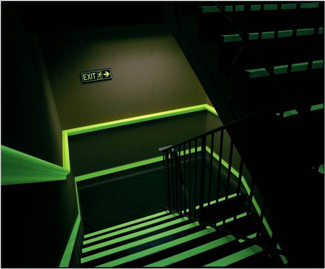 Jalite Safety Photoluminescent Low Location Lighting